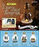 ムーミン Light Bulb テラリウム(仮) 【全4種セット(フルコンプ)】