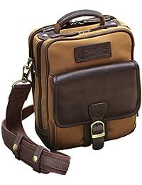 ショルダーバッグ バッグ メンズ Men's 鞄 かばん カバン 紳士用 ブリティッシュグリーンミディバッグ 68995