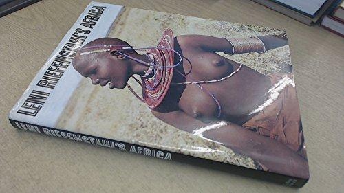 『Leni Riefenstahl's Africa』のトップ画像