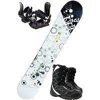 【3点セット】 ZUMA (ツマ) スノーボード ZUMA DOCS 選べる3カラー 150/153/158/163cm ビンディング付き ブーツ付き