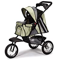 Guardian Gear Sprinter EXT II Stroller for Dogs and Cats, Sage Green by Guardian