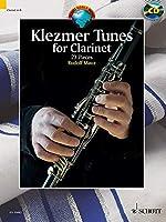 Klezmer Tunes for Clarinet: 24 Pieces (Schott World Music)
