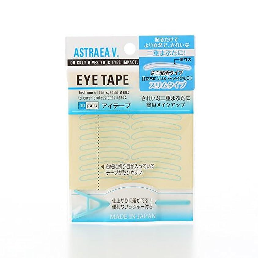 買う寄付する簡単にアストレアヴィルゴ アイテープ スリムタイプ