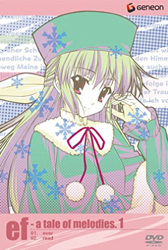 ef - a tale of melodies. 1 [DVD]の詳細を見る