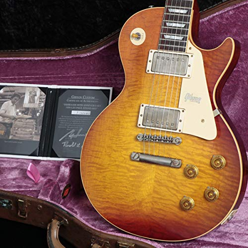 Gibson Custom Shop / 石橋楽器店80周年 1959 Les Paul Standard Yasuhiko Iwanade Hand Selected Lightly Aged Rojo Fade/#10