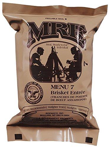 MRE 米軍戦闘糧食