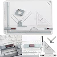 A3 Multi-Functional Drawing Board Set with Assorted Drawing & Drafting Tools