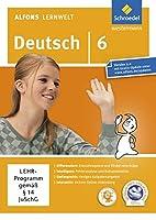 Alfons Lernwelt Lernsoftware. Deutsch 6. CD-ROM fuer Windows 7; Vista; XP und Mac