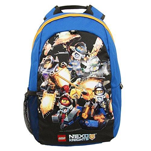 Lego Nexo Knights Backpack [並行輸入品]