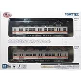 【トミーテック】鉄道コレクション北陸鉄道7200形2両セット鉄コレ鉄道模型TOMYTEC110330