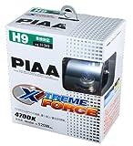 PIAA [ ピア ] ハロゲンバルブ  XTREME FORCE エクストリームフォース H9 65W [ 品番 ] H-349