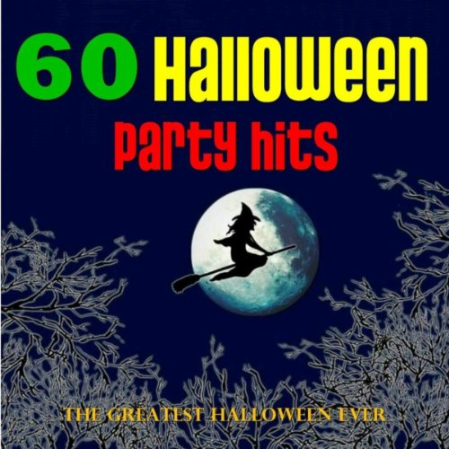 60 Halloween Party Hits