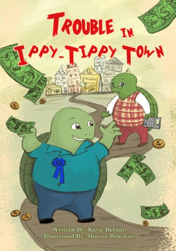 Trouble in Ippy-Tippy Town (English Edition)