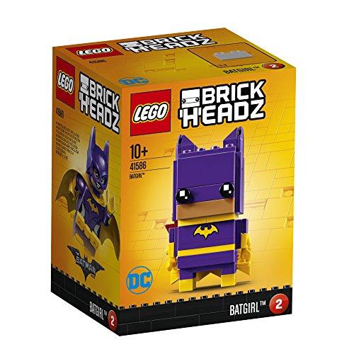 レゴ(LEGO)ブリックヘッズ バットガール 41586