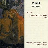 Bizet: Carmen & L'arlesienne