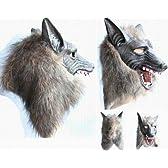 オオカミマスク 狼面