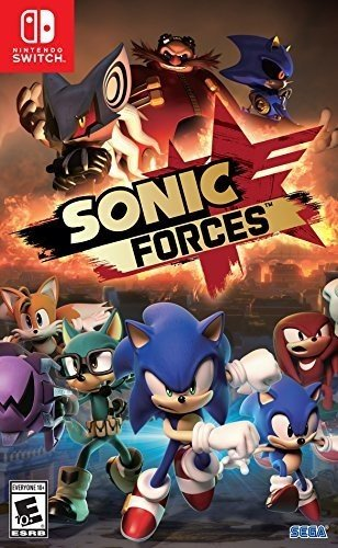of America(World) Sonic Forces (輸