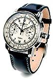 [ツェッペリン]ZEPPELIN ブランド腕時計 ドイツ製 日本製クォーツムーブメント クロノグラフ Zeppelin100年シリーズ 7674-1 [並行輸入品]