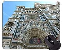 賭博のマウスパッドの習慣、フィレンツェの仏像の自由な滑り止めのゴム製基礎マウスパッド
