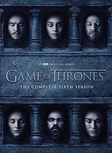 Game of Thrones - Season 6 [DVD] [Import]