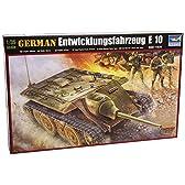 トランペッター 1/35 ドイツ軍 駆逐戦車 E-10 00385