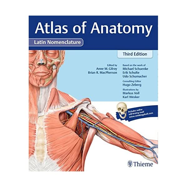 Atlas of Anatomy: Latin ...の商品画像