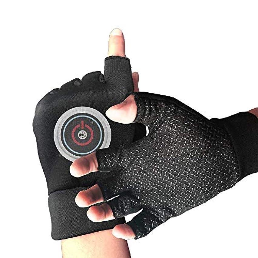 害すすり泣き積極的にCycling Gloves Turn Off Men's/Women's Mountain Bike Gloves Half Finger Anti-Slip Motorcycle Gloves