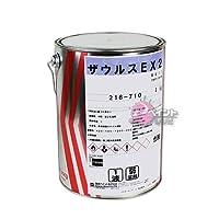 関西ペイント ザウルスEX2 グレー 4kg