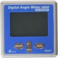 シンワ測定 デジタルアングルメーター ミニ マグネット付き 76447