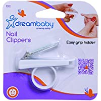 Dreambaby Nail Clippers with Easy Grip Holder by Dreambaby