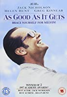 As Good as It Gets [DVD]