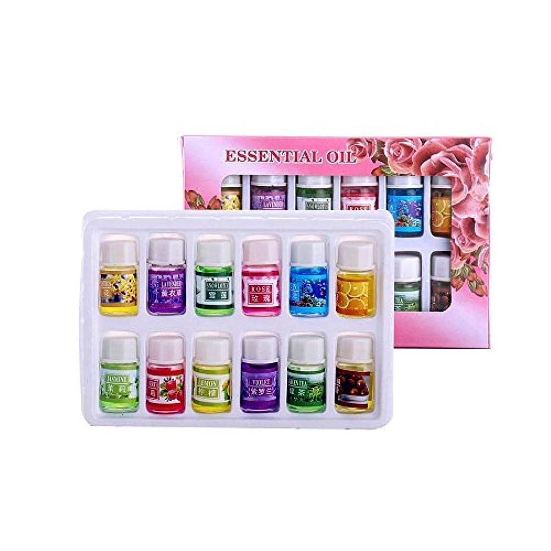 頭蓋骨ビルダー不健全Water Soluble Essential Oilキット、12パックDifussersエッセンシャルオイルアロマセラピーオーガニックPlant Therapy Essential Oilsギフトセットfor Spaヨガ...