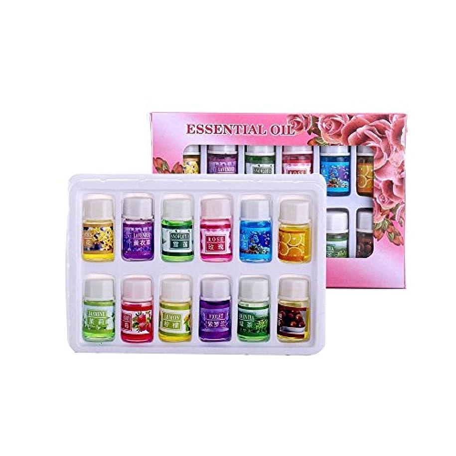 呪いのチャネルWater Soluble Essential Oilキット、12パックDifussersエッセンシャルオイルアロマセラピーオーガニックPlant Therapy Essential Oilsギフトセットfor Spaヨガ...