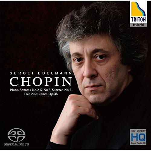 ショパン: ピアノ・ソナタ 第2番&第3番/スケルツォ 第2...