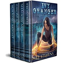 Ivy Granger Psychic Detective Box Set: Frostbite, Shadow Sight, Ghost Light, Burning Bright (Books 1-3, Bonus Prequel)