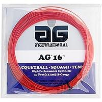 AG 16文字列set-16-red
