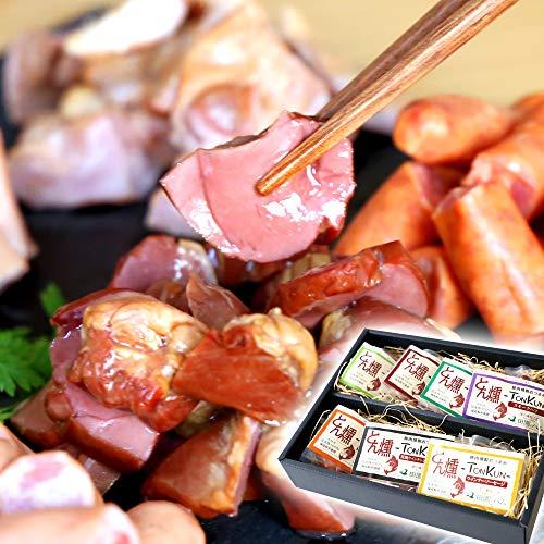 お歳暮 肉 ハム 燻製 おつまみ 7種 詰め合わせ 晩酌セット スモーク つまみ 食べ物 ギフト 人気 冷蔵 味付 調理不要 (お歳暮のし)