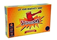 Stipulations - The Party Game that lets your Negativity Shine [並行輸入品]