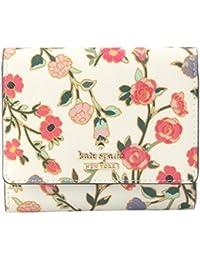 (ケイトスペード) KATE SPADE 財布 二つ折り 花柄 pwru6233 [並行輸入品]