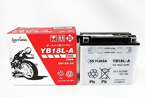 ジーエス・ユアサ 開放式バッテリー YB18L...