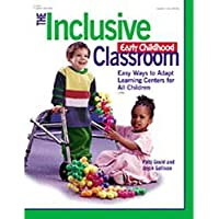 The Inclusive Early Childhood教室:簡単な方法にすべての子の学習センター適応(ペーパーバック) – Common