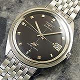 LONGINES(ロンジン) ULTRA-CHRON(ウルトラクロン)自動巻 ブレス付 1969年 アンティーク 時計 [並行輸入品]