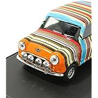 Paul Smith Mini [ ポールスミス ] ミニカー MINI CAR マルチカラーストライプ