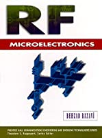 RF Microelectronics (Prentice Hall Communications Engineering and Emerging Technologies Series)