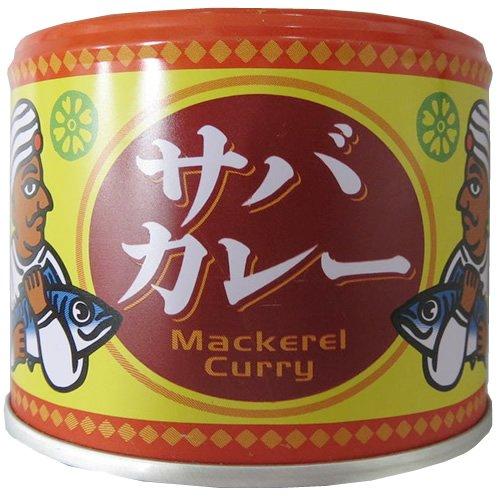 信田缶詰 サバカレー 190g×24缶