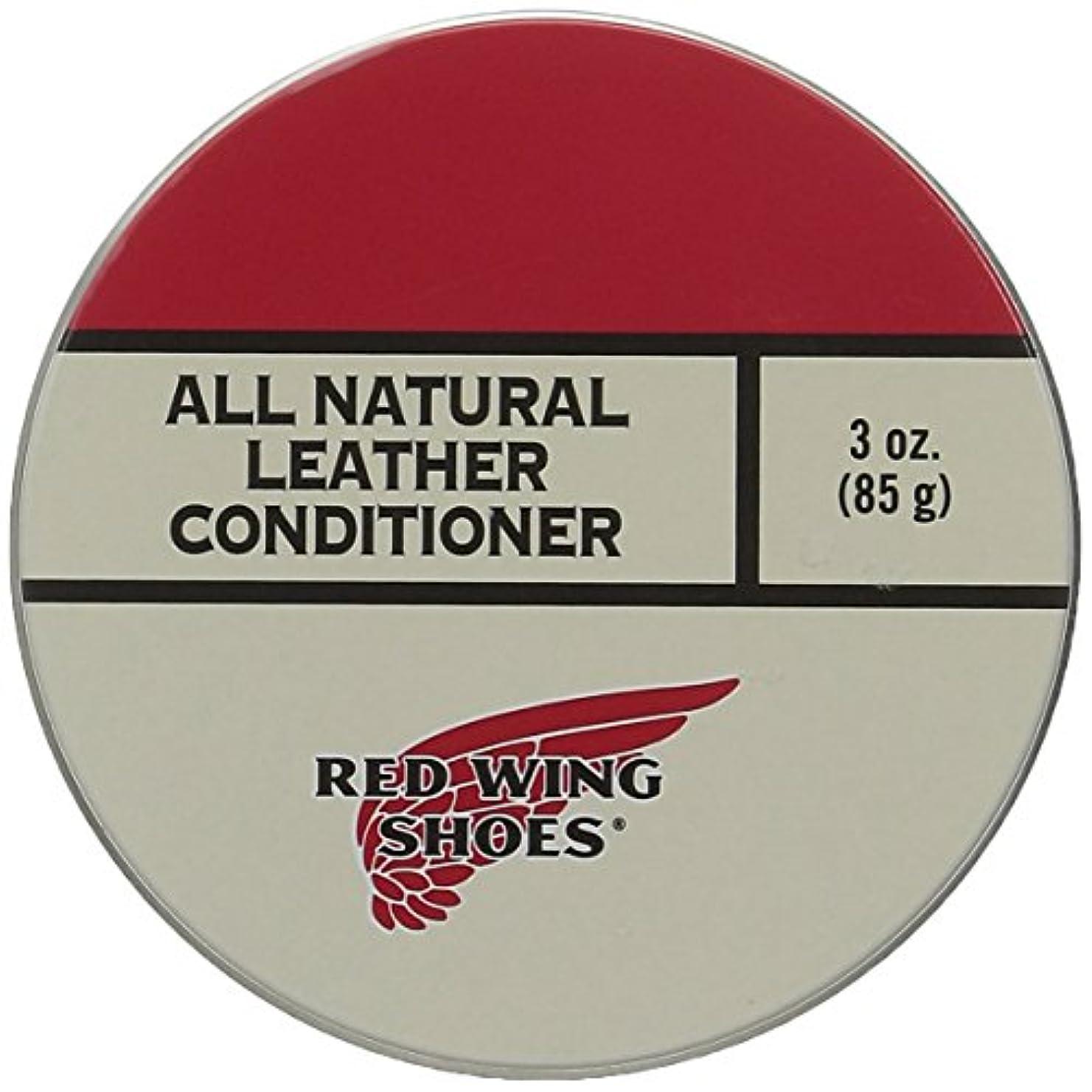 誘う全員ゼリー[レッドウイング] REDWING BOOT CARE All Natural Leather Conidtionner オールナチュラル?レザーコンディショナー 97104