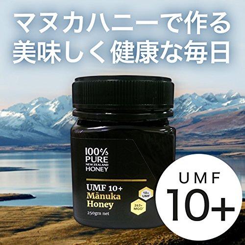 マヌカハニーニュージーランド産UMF10+250gマヌカはちみつニュージーランド産スーパーフード