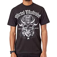 Metal Mulisha Black Warhammer T-Shirt