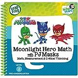Leapfrog Leapstart 3D Moonlight Hero Math with PJ Masks Book, Multicolor
