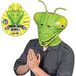 カマキリ大人用コスチューム ラテックス マスク
